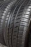 Шины б/у 205/55 R16 Pirelli P7, ЛЕТО, 6 мм, 2016 г., комплект, фото 4