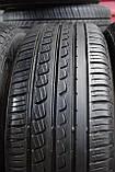 Шины б/у 205/55 R16 Pirelli P7, ЛЕТО, 6 мм, 2016 г., комплект, фото 8