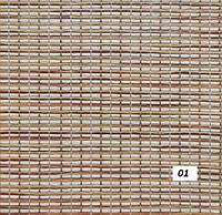 """Рулонные шторы, ткань """"SHUKATAN"""" система Besta Standart 25, фото 1"""