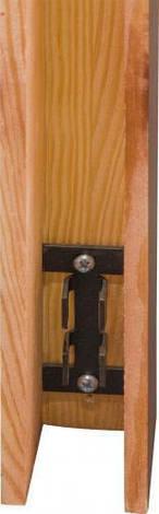 Декоративная накладка 1719мм на ножку переднюю к стеллажу КМ7016, Modern Expo, фото 2