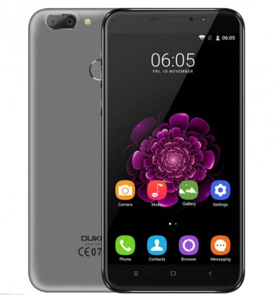 Oukitel U20 Plus 2/16GB Gray