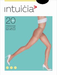Женские колготки Intuicia Freedom 20 DEN (размеры: 2,3,4)