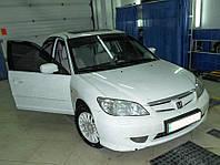 """HONDA Civic 7 """"Нубук"""" Модельные авточехлы MILLENNIUM, фото 1"""