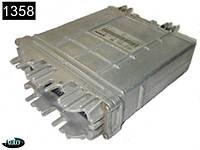 Электронный блок управления (ЭБУ) Renault Megane 1.9D 97-99г (F9Q-734), фото 1