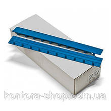 Пластины Press-Binder 12 мм черные (50 шт.)