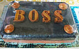 """Мыло ручной работы""""Босс"""" с ароматом парфюма """"Lacoste""""(для мужчин), фото 2"""