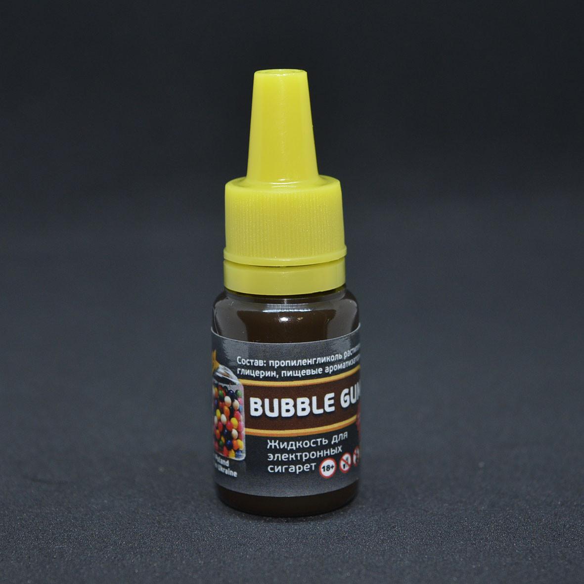 """Жидкость для электронной сигареты """"Bubble gum"""" 3мг/мл"""