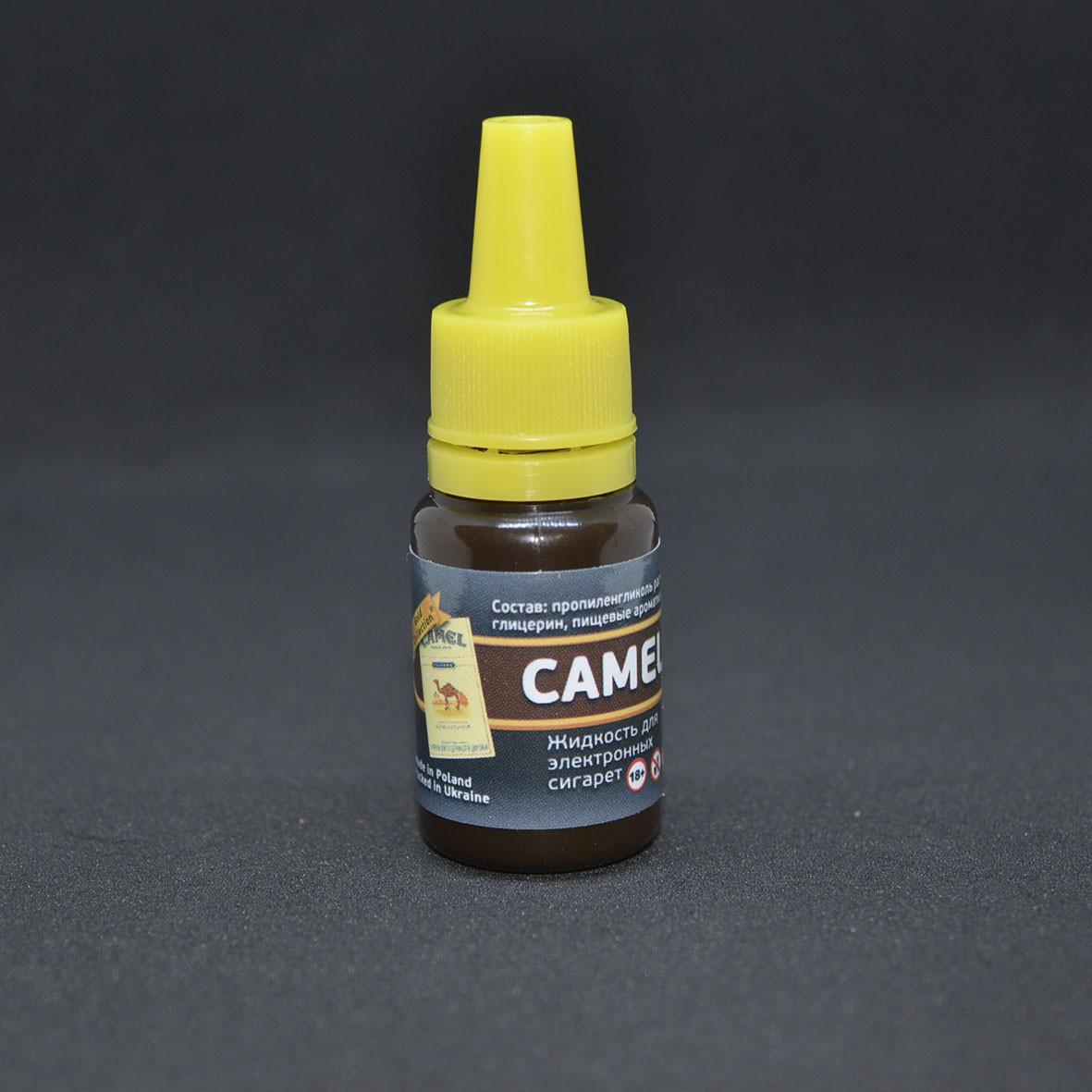 """Жидкость для электронной сигареты """"Camel"""" 3мг/мл"""