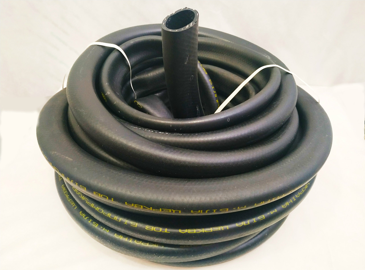 "Шланг резиновый Ø 32мм диаметр\ бухта 20м. армированный ""Билпромрукав"""