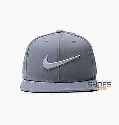 Кепка Nike SWOOSH PRO BLUE 639534-014 Gray 639534-014, оригинал