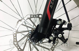 Підлітковий Велосипед Azimut Blackmount 24 D (16), фото 3