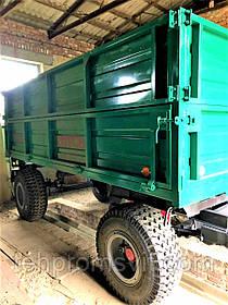Тракторный прицеп 2ПТС-6
