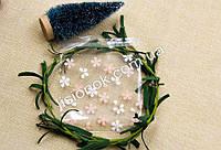 Упаковочный пакет цветы 10смХ10см, для подарков, сладостей и и Hand-made изделий, фото 1