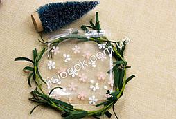 Упаковочный пакет цветы 10смХ10см, для подарков, сладостей и и Hand-made изделий