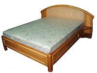 Кровать деревянная Афина с фасадами Делфис