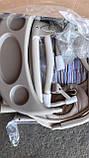 Детская колыбель качели Carello Nanny 3 в 1 CRL-0005 3 положения спинки, 16 мелодий, мобиль, таймер, фото 4
