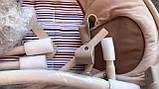 Детская колыбель качели Carello Nanny 3 в 1 CRL-0005 3 положения спинки, 16 мелодий, мобиль, таймер, фото 2