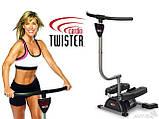 Тренажер для похудения Cardio Twister, Кардио Твистер - степпер тренажер, фото 6