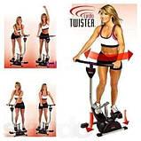 Тренажер для похудения Cardio Twister, Кардио Твистер - степпер тренажер, фото 4