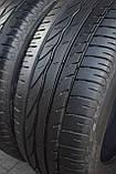 Шины б/у 215/55 R16 Bridgestone Turanza ER300, ЛЕТО, пара, 5-6 мм, фото 5