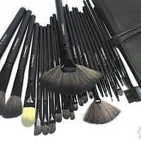 Набор кистей для макияжа МАС 24 шт.