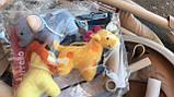 Детская колыбель качели Carello Nanny 3 в 1 CRL-0005 3 положения спинки, 16 мелодий, мобиль, таймер, фото 3