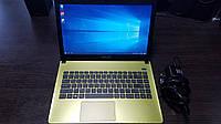 """Ноутбук ASUS X401A - 14"""" - Intel Core i3-2350M - 4GB 1600Mhz RAM - HDD 320Gb - Intel HD Graphics 3000"""