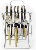 Набор столовых приборов 26 предметов на подставке Krauff 29-189-033