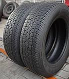Шины б/у 215/65 R16 Bridgestone Dueler H/T 688, ЛЕТО, 4.5 мм, пара, фото 2
