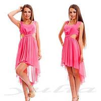 a33d04a02d0 Шикарное шифоновое платье в Украине. Сравнить цены