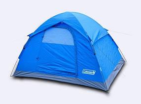 Туристическая палатка Coleman 1503 2-х местная. 2-х слойная