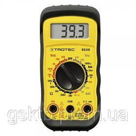 Мультиметр цифровой Trotec BE48 (Германия)