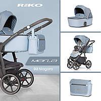 Детская универсальная коляска 2 в 1 Riko Marla