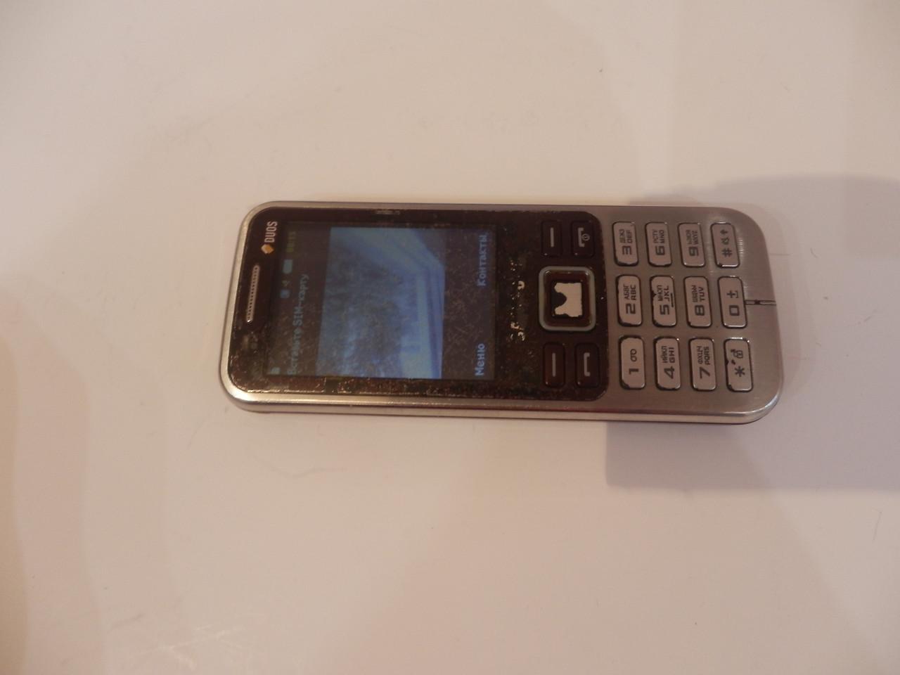 Мобильный телефон Samsung C3322 №6373