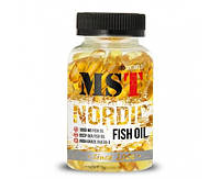 MST Nordic Omega 3 Fish Oil 90 caps