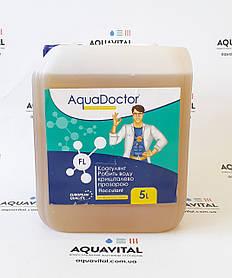 Рідке коагулюючу засіб AquaDoctor FL 5 літрів