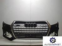 Бампер передний Audi Q7 2015-2017 (4M)