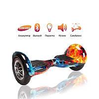 "Гироборд Гироскутер Smart Balance 10"" Premium Самобаланс + TaoTao Приложение"