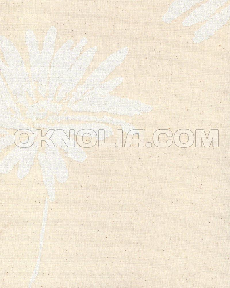Ролеты тканевые на окна, жалюзи, рулонная штора Аврора 4009 бежевый, 40*160 см