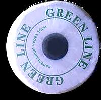 Лента для капельного орошения, Green Line, капельницы через 10см, 1000м