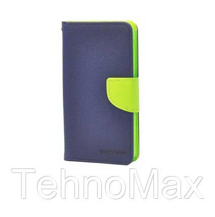 Чехол книжка Goospery для LG X5 + Внешний аккумулятор (Powerbank) 2600 mAh (в комплекте). Подарок!!!, фото 2