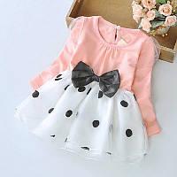 Платье для девочки размер 86.