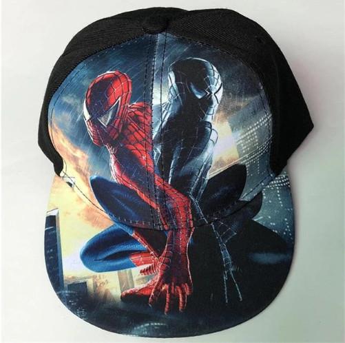 Детская яркая кепка Бэтмен купить! Бейсболка детская!