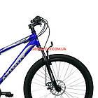 Горный велосипед Azimut Voltage 26 D+ сине-черный, фото 3