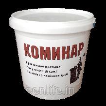Биопрепарат , КОМИНАР , Эколайн , препарат для утилизации сажи  ,   250 гр