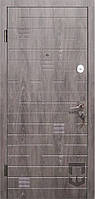 Двери входные Патриот Серия МВД Накладка Каскад, фото 1