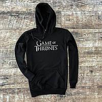 Худи game of thrones logo | Толстовка игра престолов