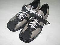 Штангетки на каблуке, кожа, фото 1