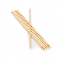Шпажки для шашлыков бамбук 20см, 100шт/уп