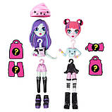 Куколки Off the Hook Style BFFs (Коктейльная вечеринка) Игровой набор Куклы манекены Бруклин и Алексис, фото 3